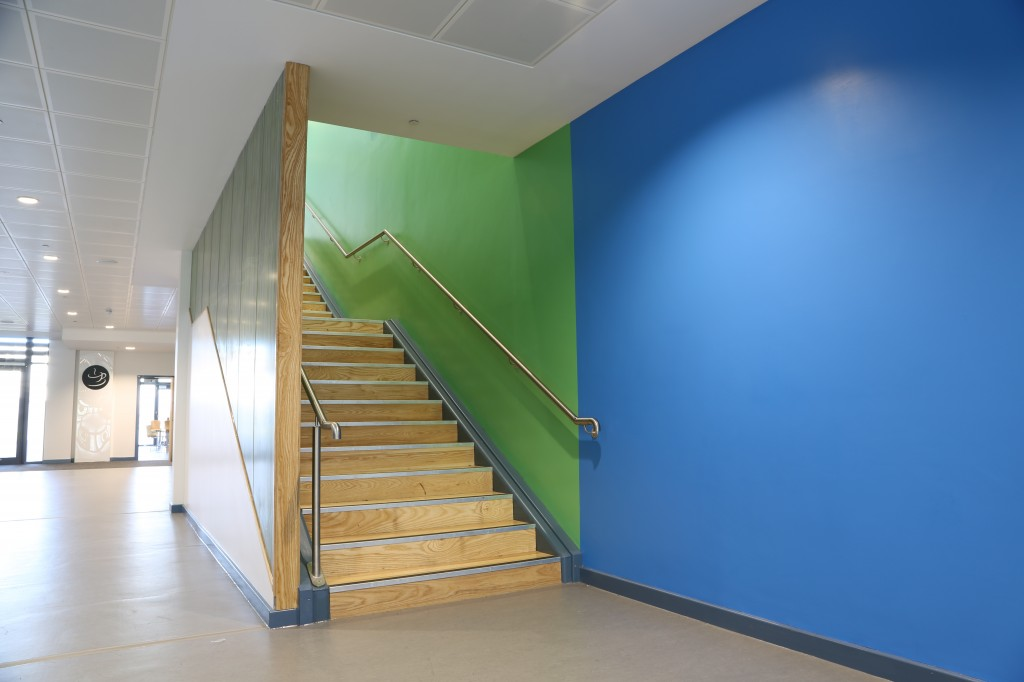 British Gypsum Two-coat Plaster Provides A Cool Solution For School