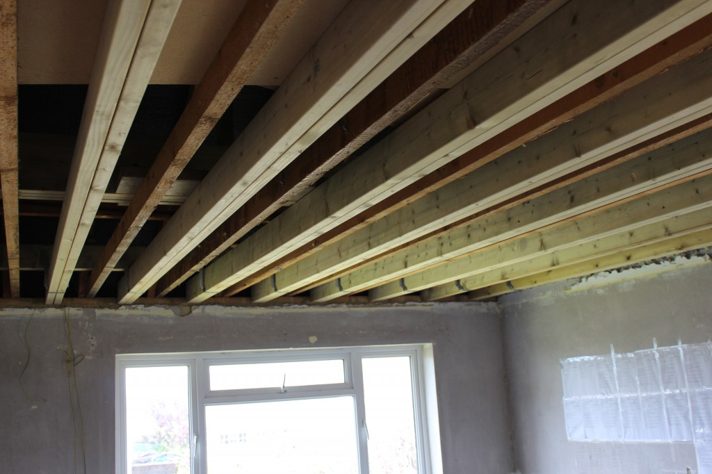 Doubled Lounge Joists