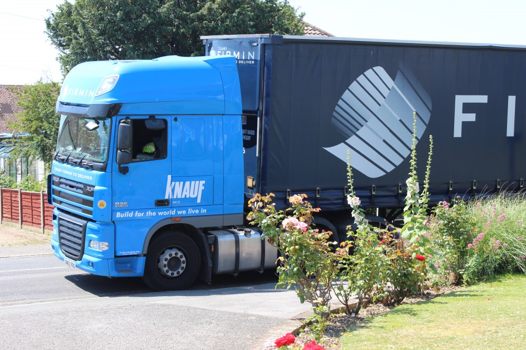 Knauf Delivery