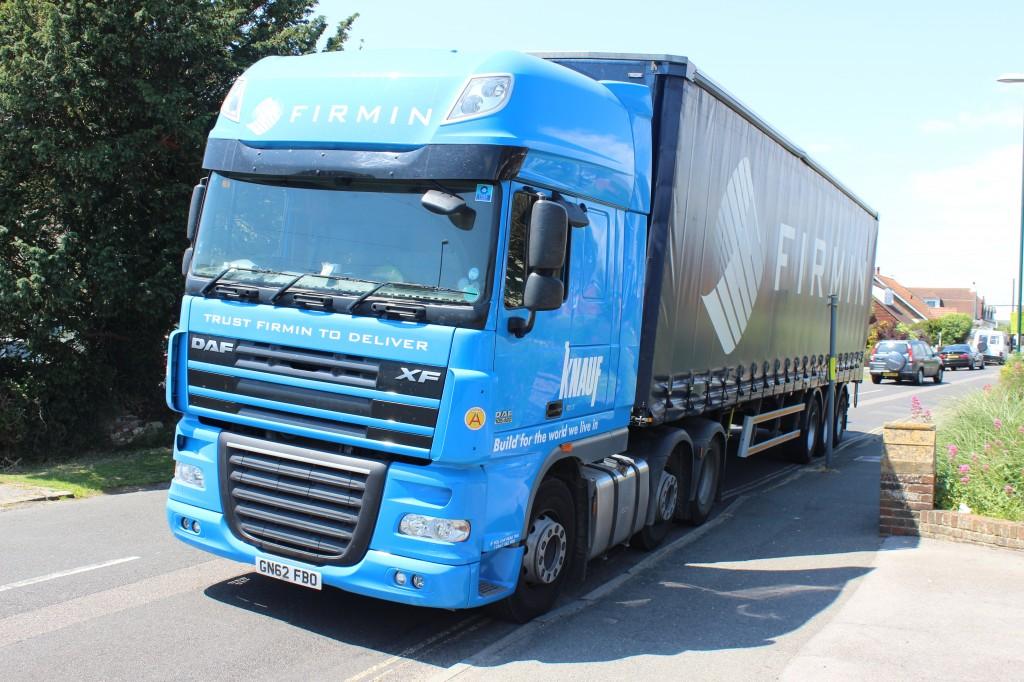 Knauf Lorry