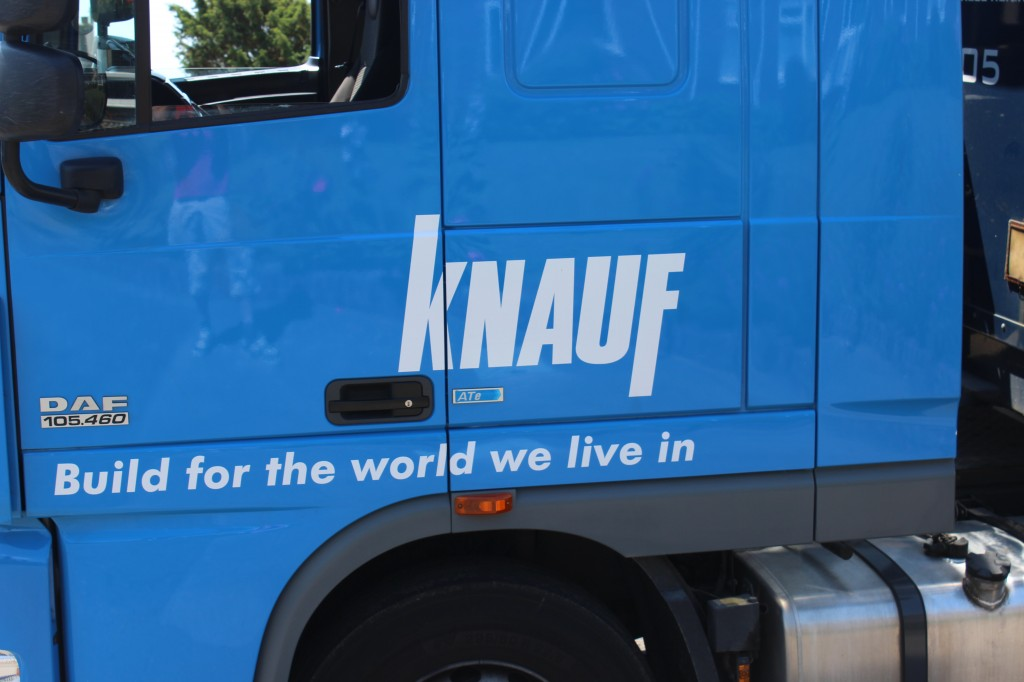 Knauf Show Support For TPF