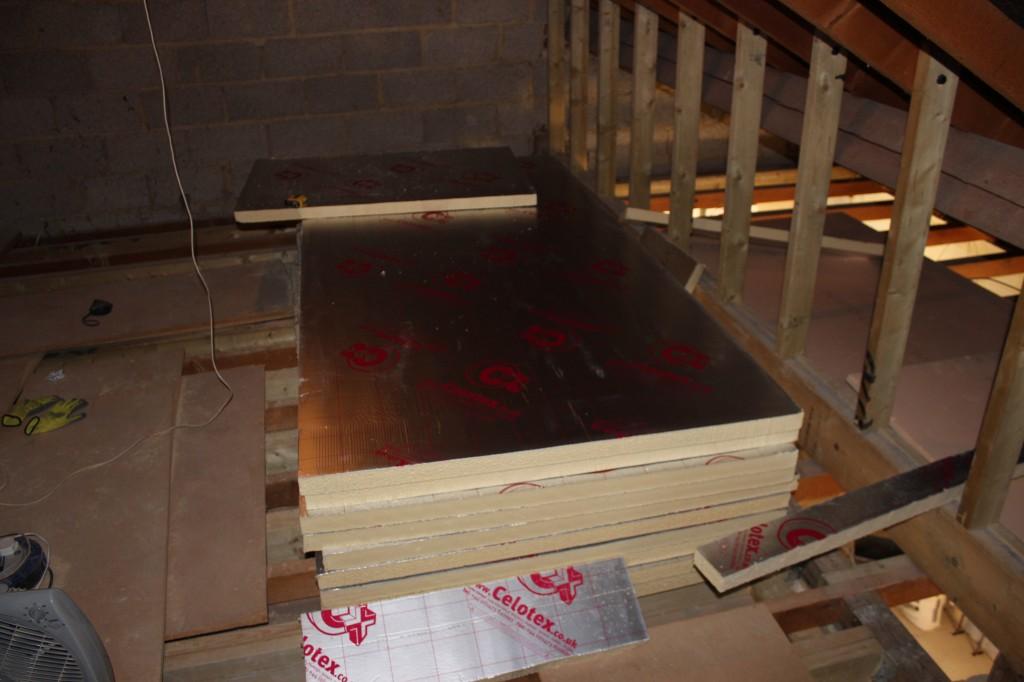 Insulating A Loft