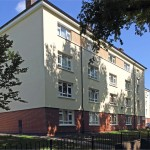 Eco-funded External Wall Insulation By Saint-gobain Weber Transforms Holly Park Estate