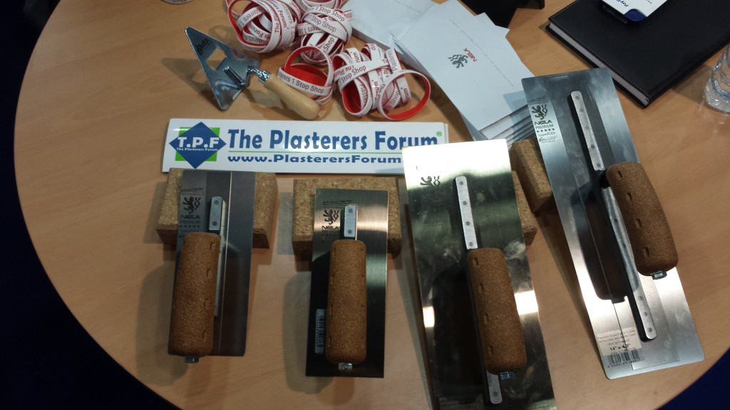 The Plasterers Forum® At Pro Builder Tool Show