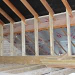 Insulating the loft