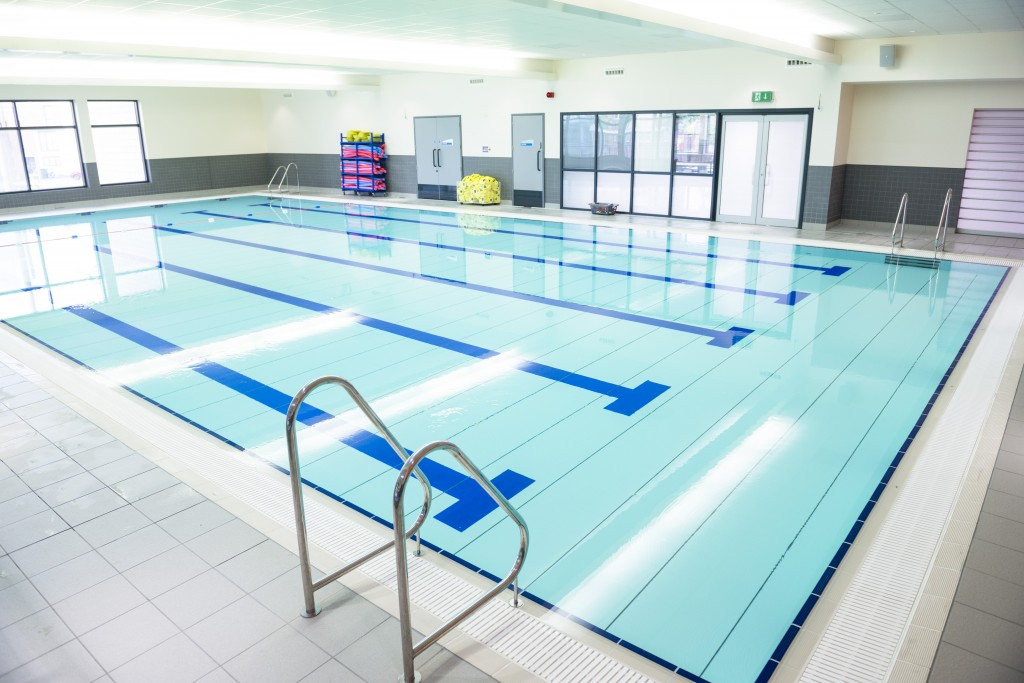 Mapei provides surface build-up at state-of-the-art Leisure Centre