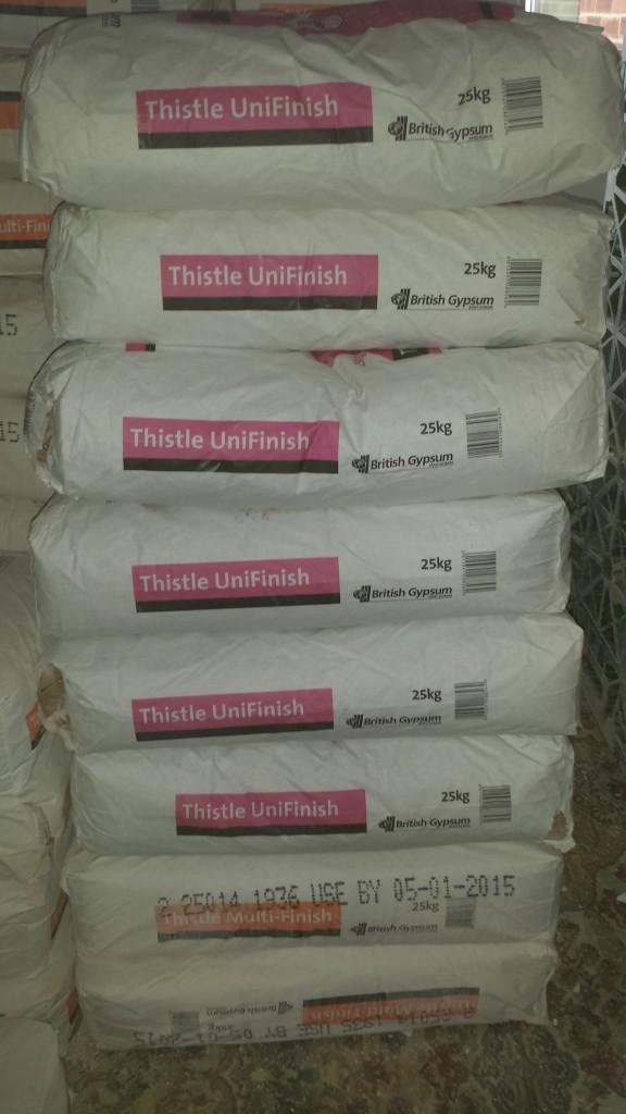 British Gypsum Uni-Finish
