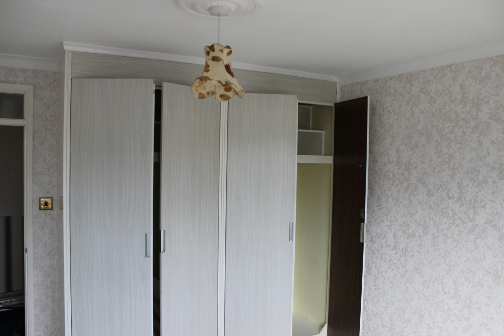 The Old Fitted Wardrobes