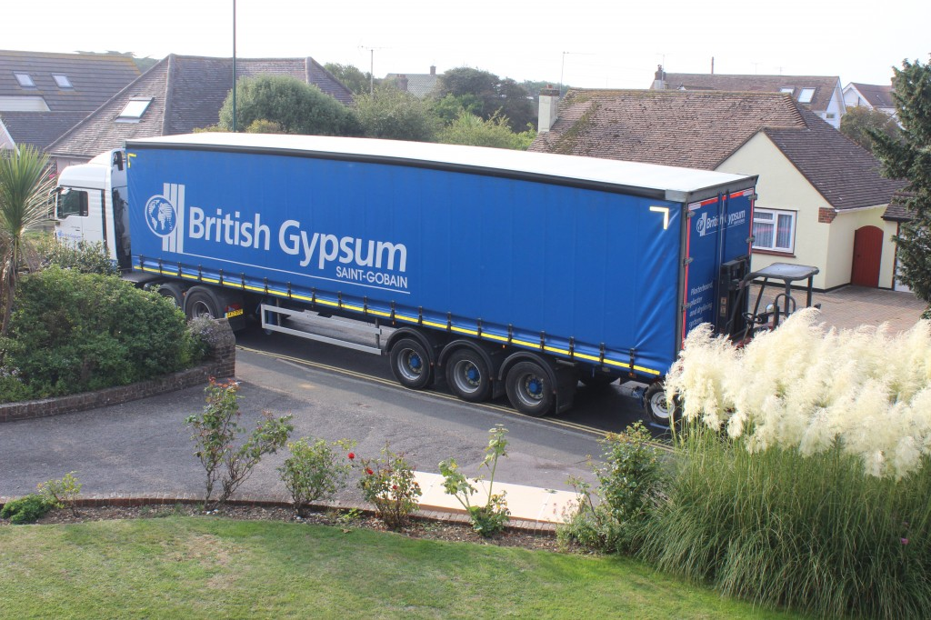 British Gypsum Delivery