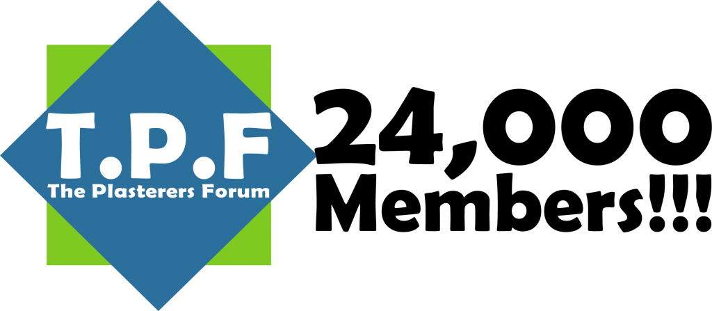24000 Plasterers Forum members