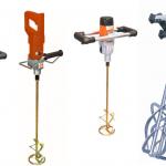 Alfra - Eibenstock Mixers