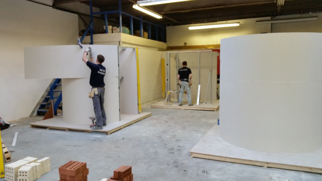 CSA WORLDSKILLS Day Plastering
