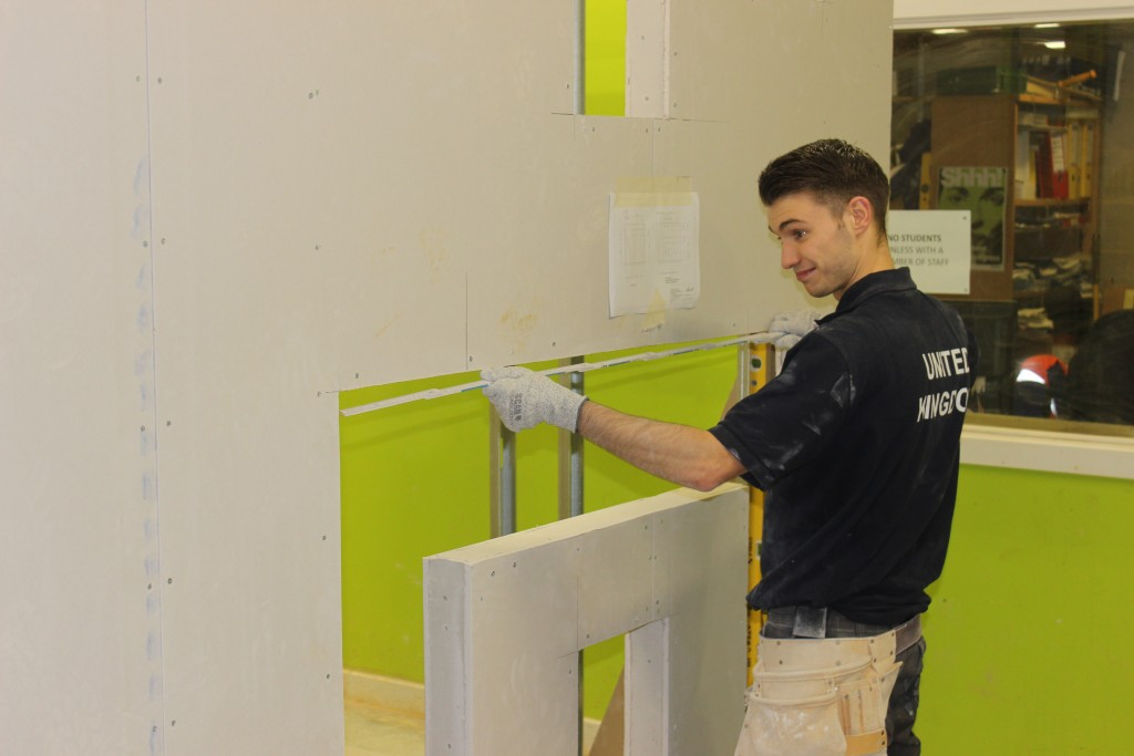 Worldskills Plastering Comp