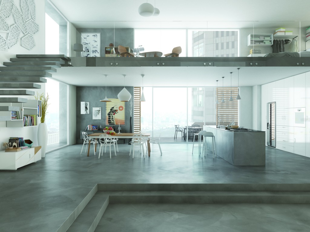 Mapei introduces new Ultratop Loft