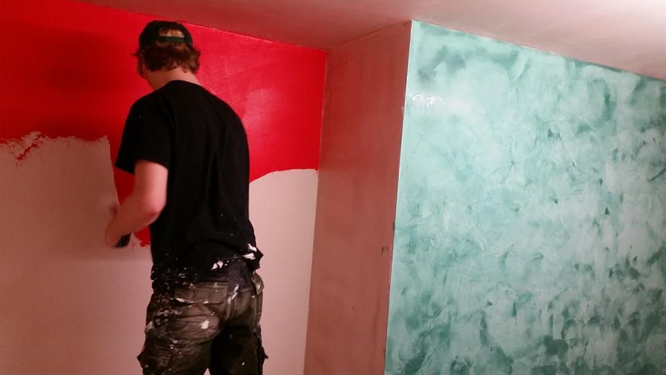 Venetian plaster Training