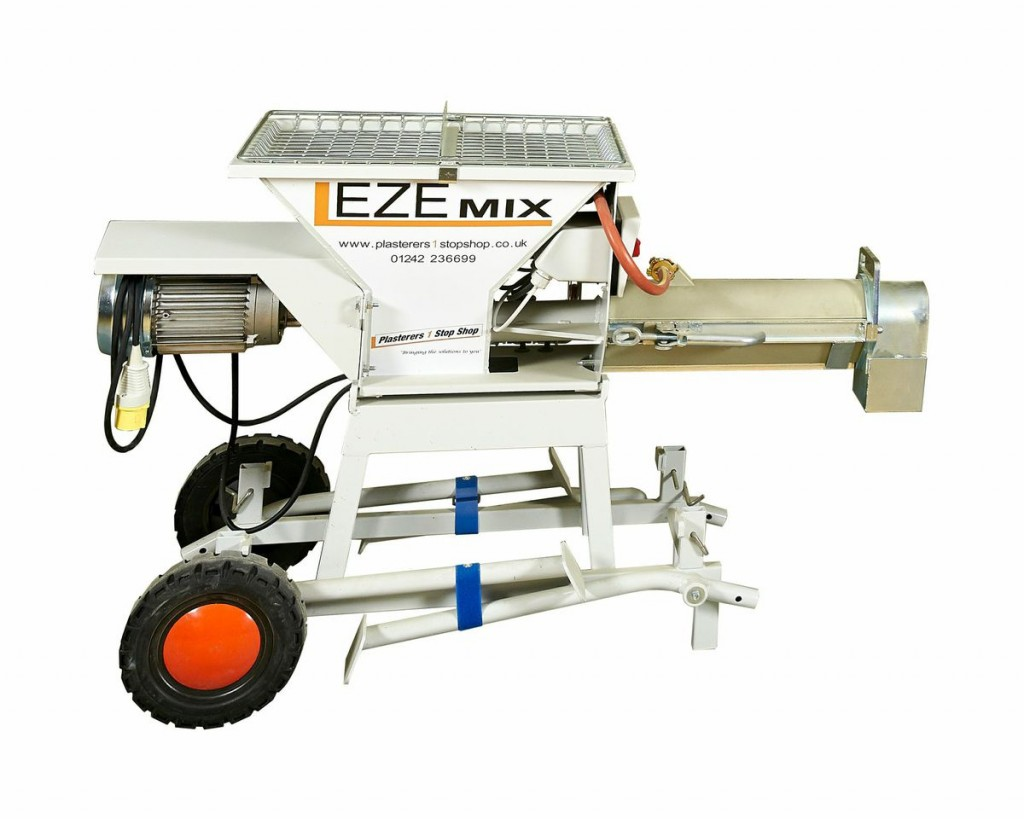 EZE Mix Plaster Mixer