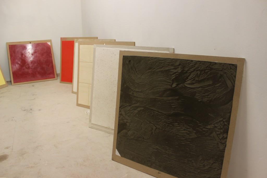 Sample Boards Venetian Plaster