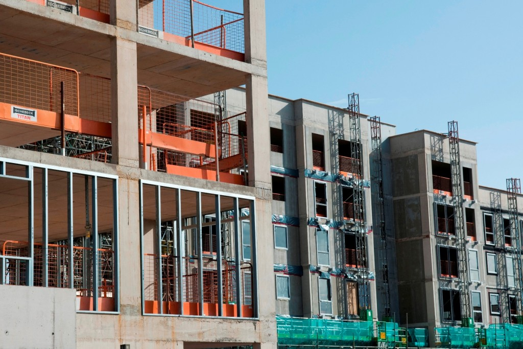 Knauf SFS speeds construction at prestige development