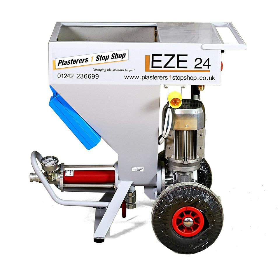 The EZE 24 Plastering Machine