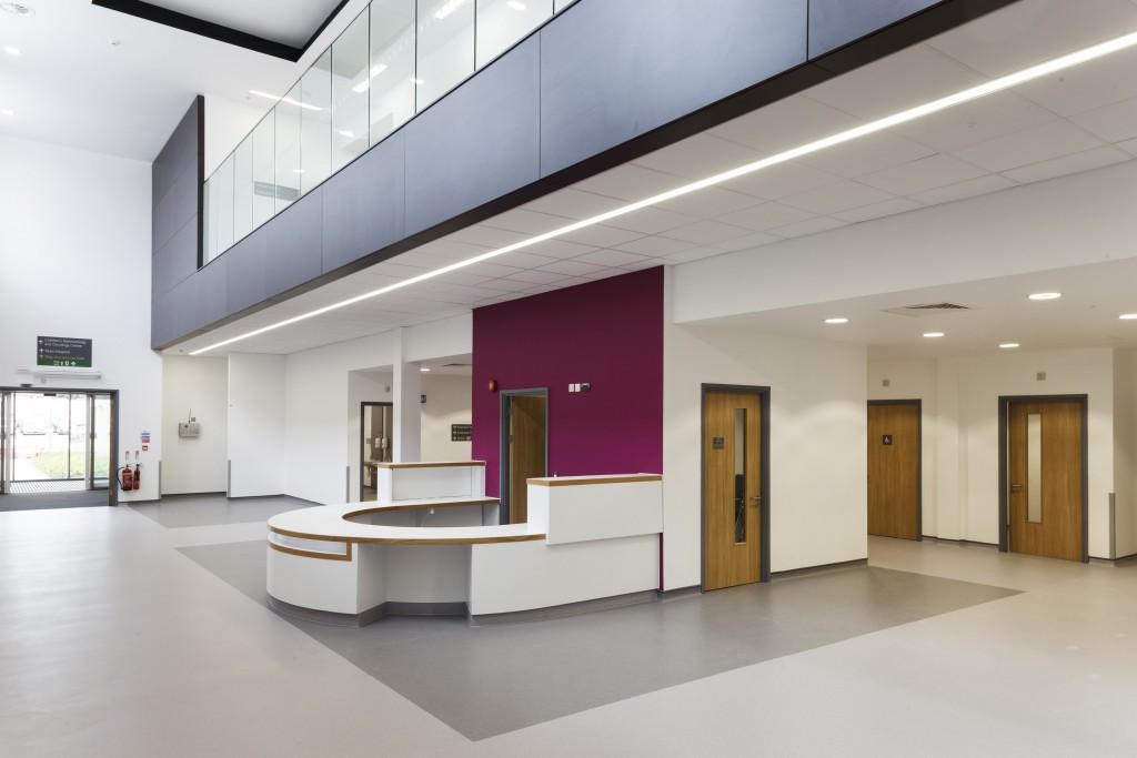 Knauf Princess Royal Hospital Telford #2
