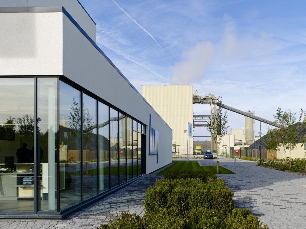Knauf Carbon Trust Standard Award