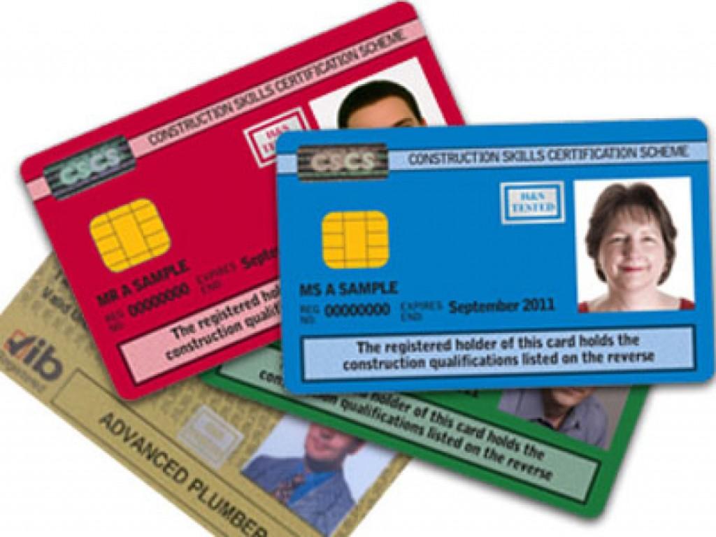 CSCS Card Scheme
