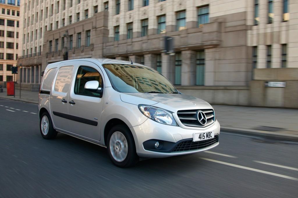 Record-breaking September For Mercedes-Benz Vans
