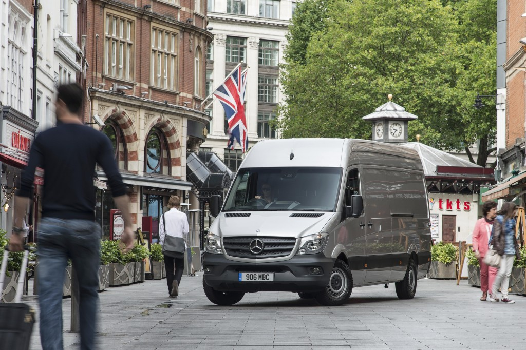 Sprinter Tops Most Reliable In FN50 Survey