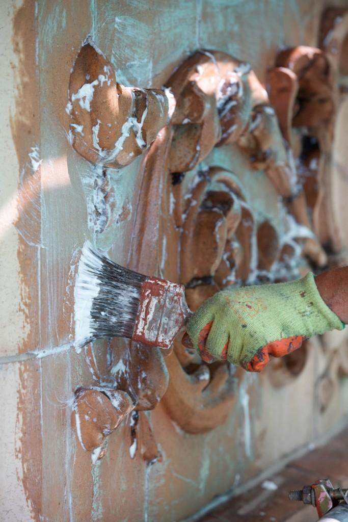 Safeguard's Stormdry Preserves Handmade Terracotta