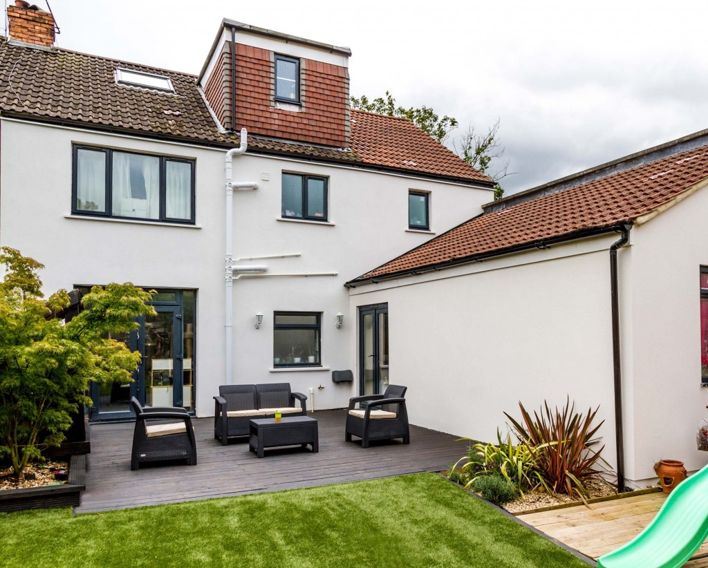 Energy Savings For Bristol Family With EWI By Saint-Gobain Weber