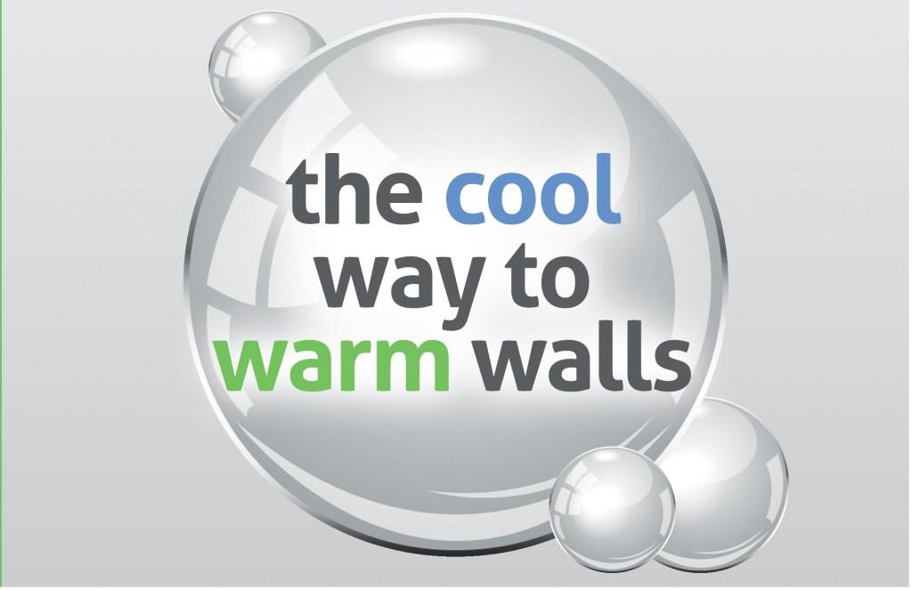 Aero Therm cool way to warm walls