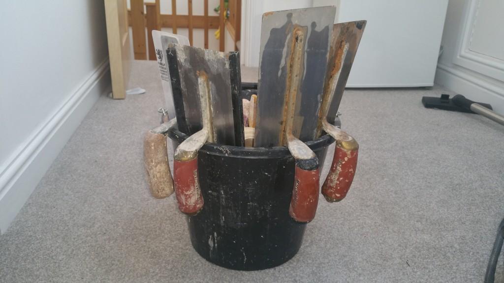 Plasterers Trowel Bucket