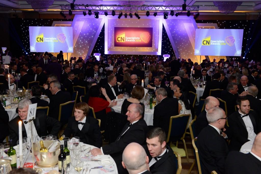 CN Specialists Awards 2016