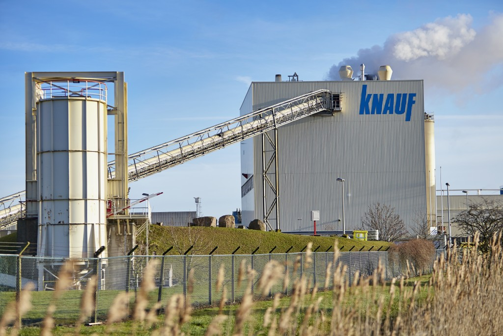 Knauf, Immingham Plant upgrade