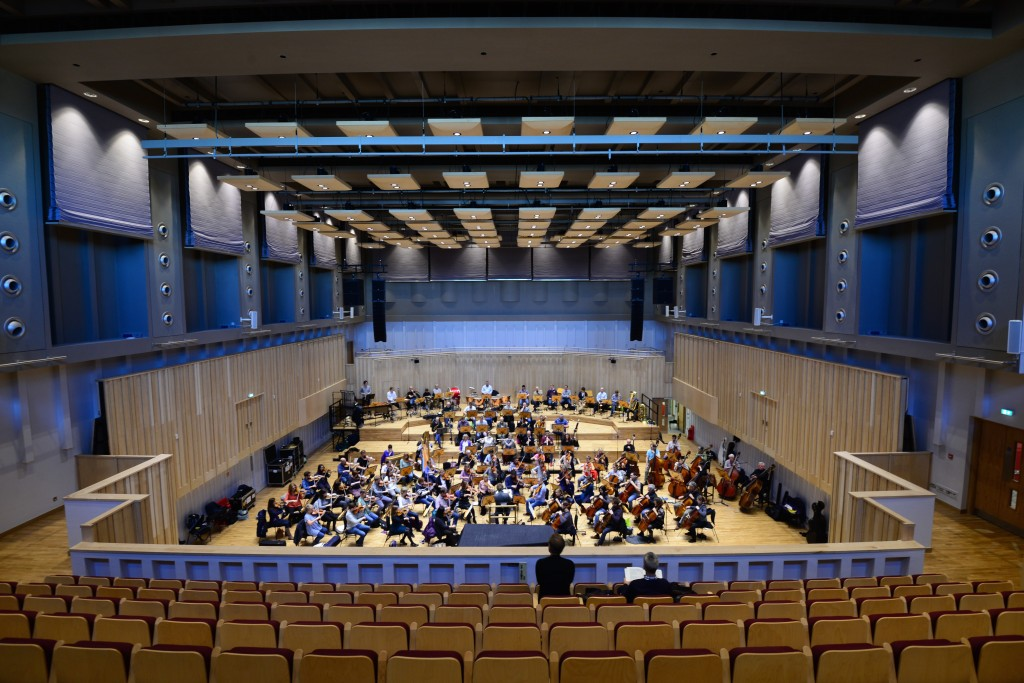 British Gypsum Hits The Right Note At Glasgow Royal Concert Hall