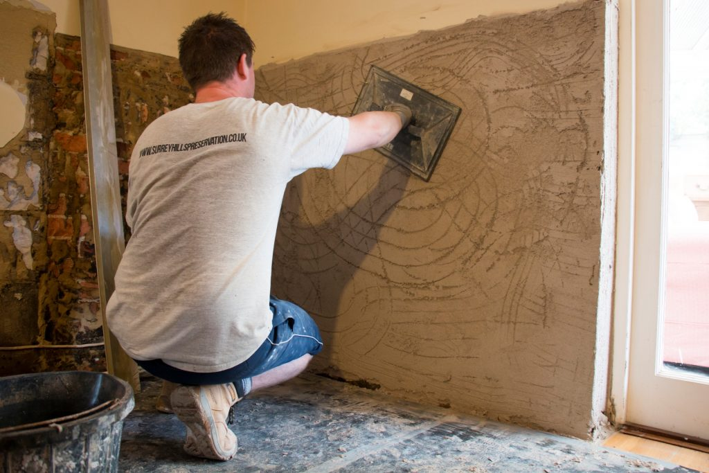 Safeguard Renovation Plaster Central To Successful Sussex Restoration