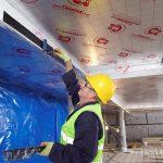 Safeguard Drybase simplifies swimming pool vapour barrier