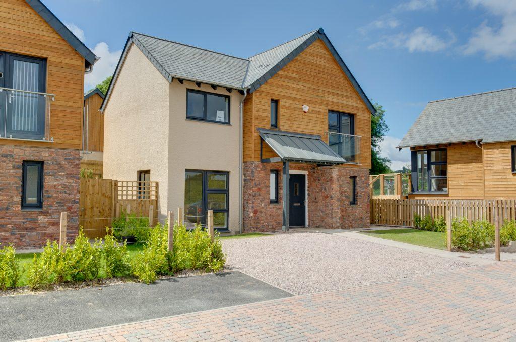 Knauf - Origins Housing Scheme Dartington 220716
