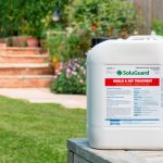 Safeguard Puts a Stop to Outdoor Wood Mould and Rot With Soluguard