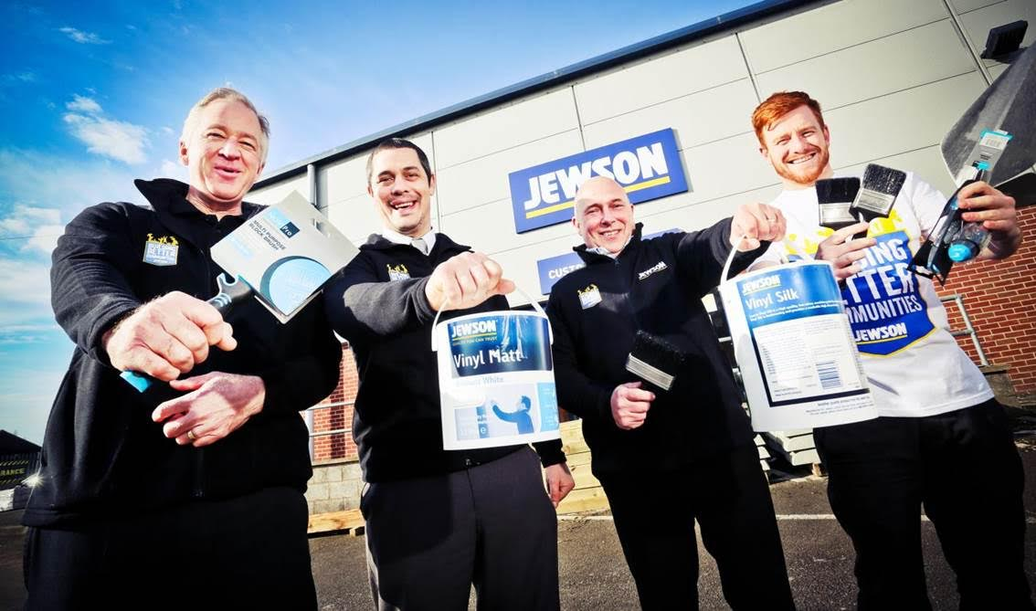JEWSON BUILDING BETTER COMMUNITIES COMPETITION RETURNS FOR 2017