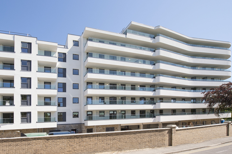 Knauf combines technical expertise with quality in Horizons project