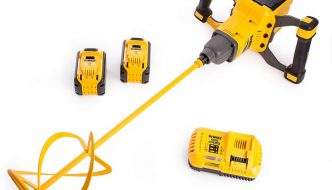 Dewalt Battery Mixer